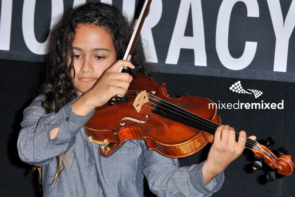 Mixed Remixed Festival Mya Greene