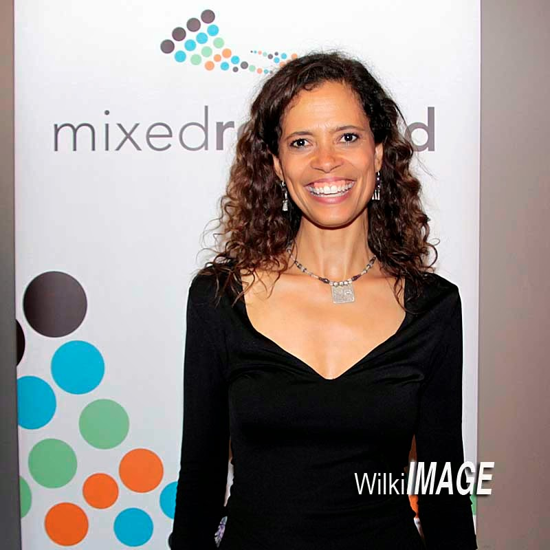 Erica Gimpel Mixed Remixed Festival biracial celebrity