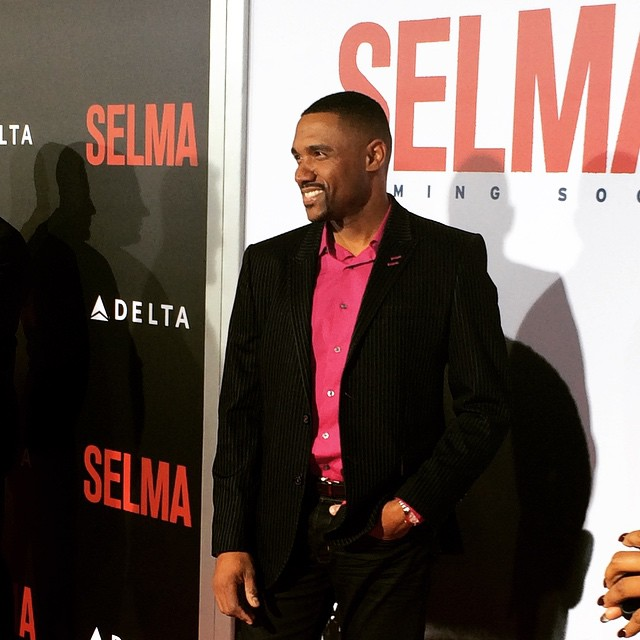 We can't wait to see festival face @kentfaulcon in the film Selma!
