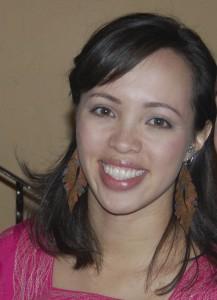 Photograph of Caroline Mar