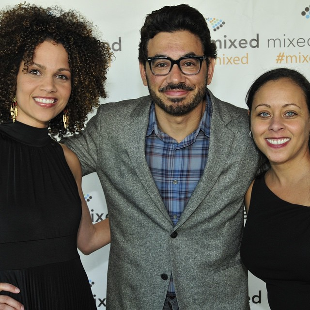 Our Storytellers Prize honoree almadrigal with founder hdurrow and festhellip