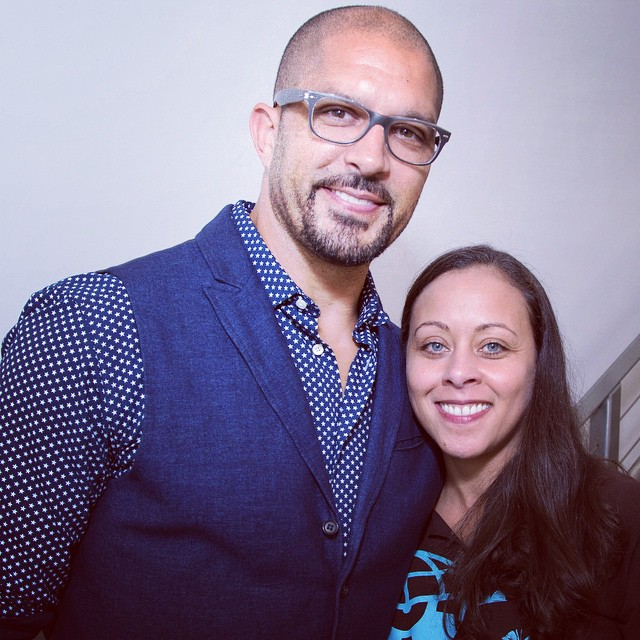 Festival fave the ever awesome terrelltilford MixedRemixed mixedrace multiracial withhellip