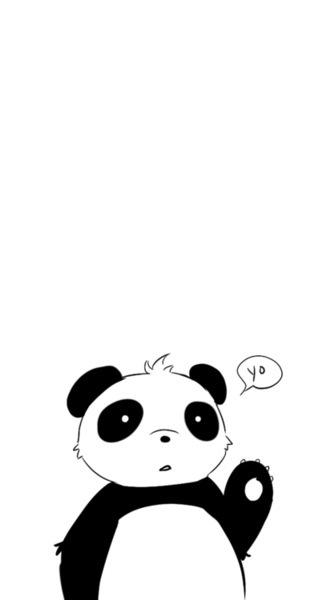 pandas are biracial