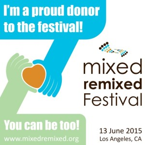 Mixed Remixed Festival for Biracial People