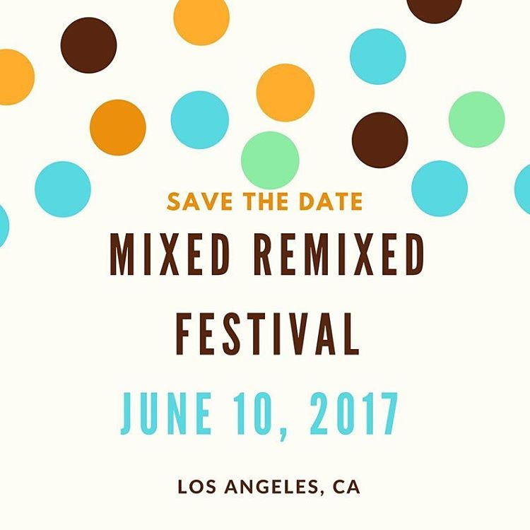 Join us for the 4th annual Mixed Remixed Festival! Detailshellip