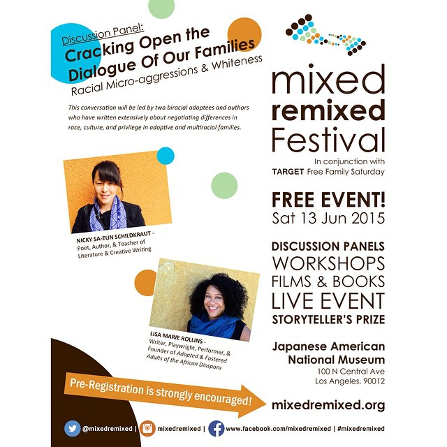 This is going to be amazing! #multiracial #transracialadoption @thirdrootprod