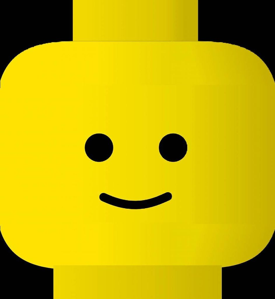 How come we all know that Lego yellow means white?hellip