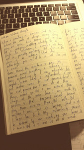 Anna-writing