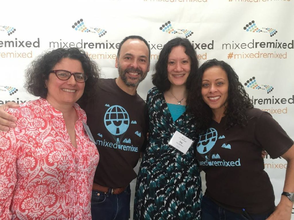 Some of our awesome bloggers! multiracial mixedrace plasticspoon joystoff clareram