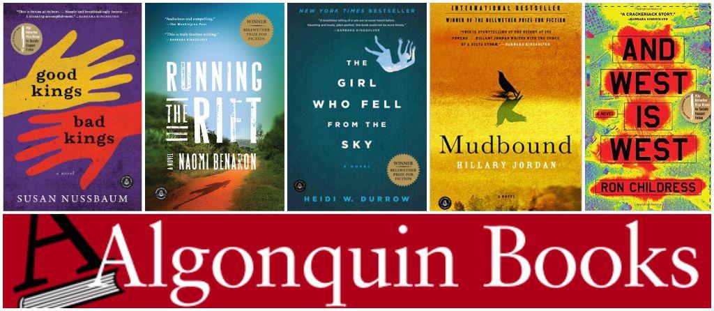 perk Algonquin books