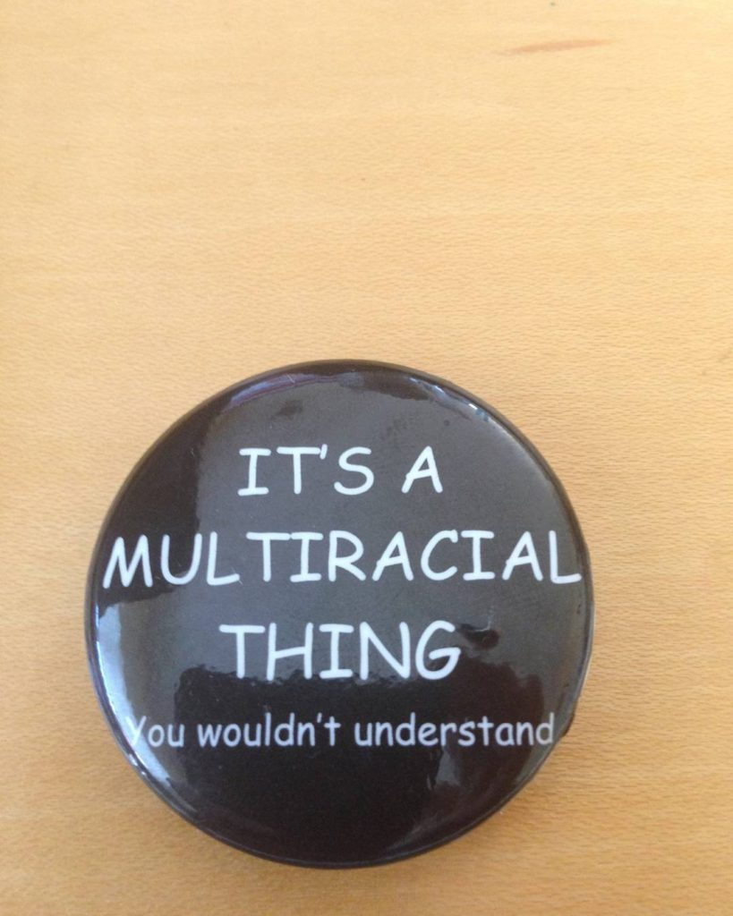Or maybe you would! multiracial mixedrace