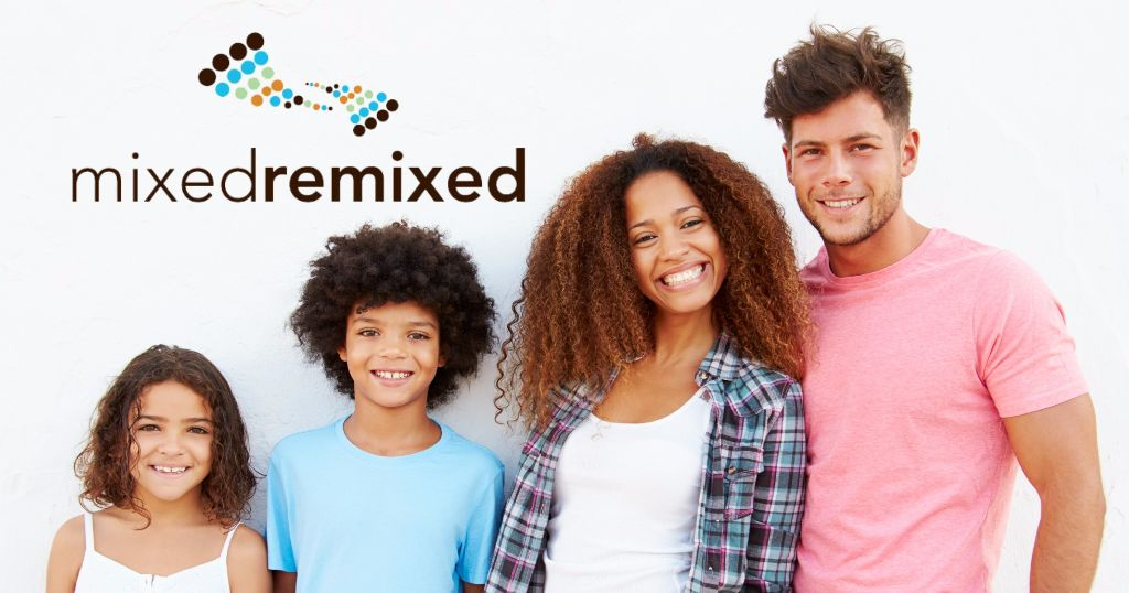 mixed family logo