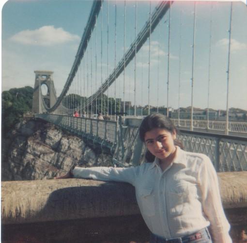 Clare Ramsaran Teenager