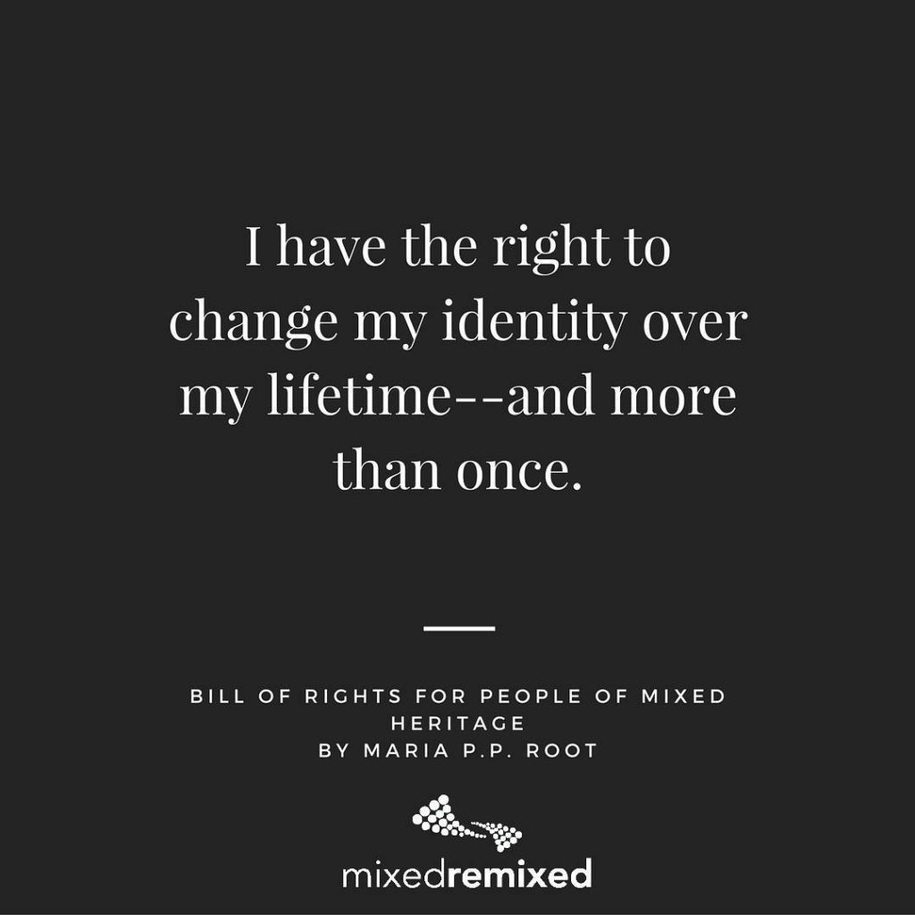 I have the right to change my identity over myhellip