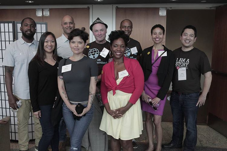 This was a fantastic panel on interracial relationships Join ushellip