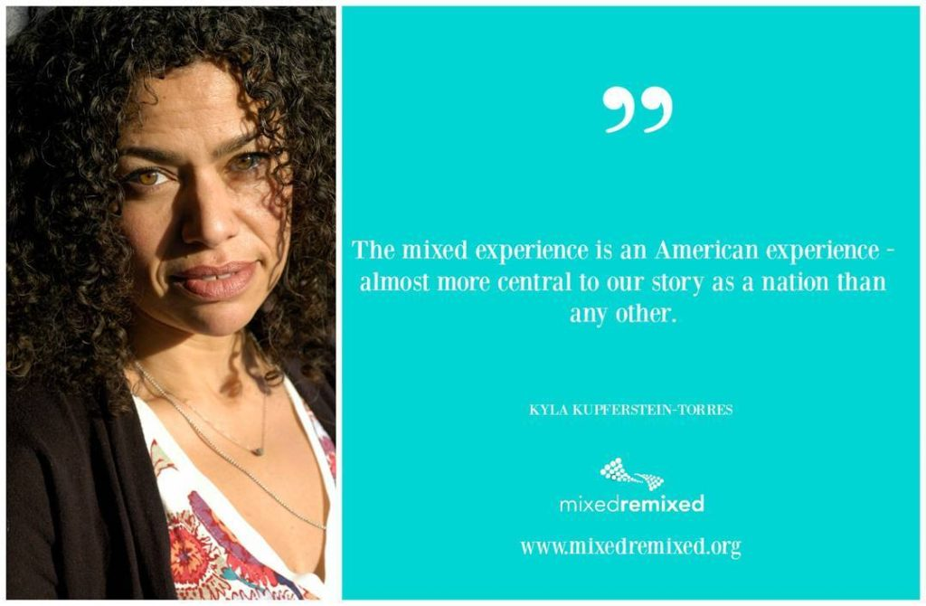 The mixed experience is an American experiencealmost more central tohellip