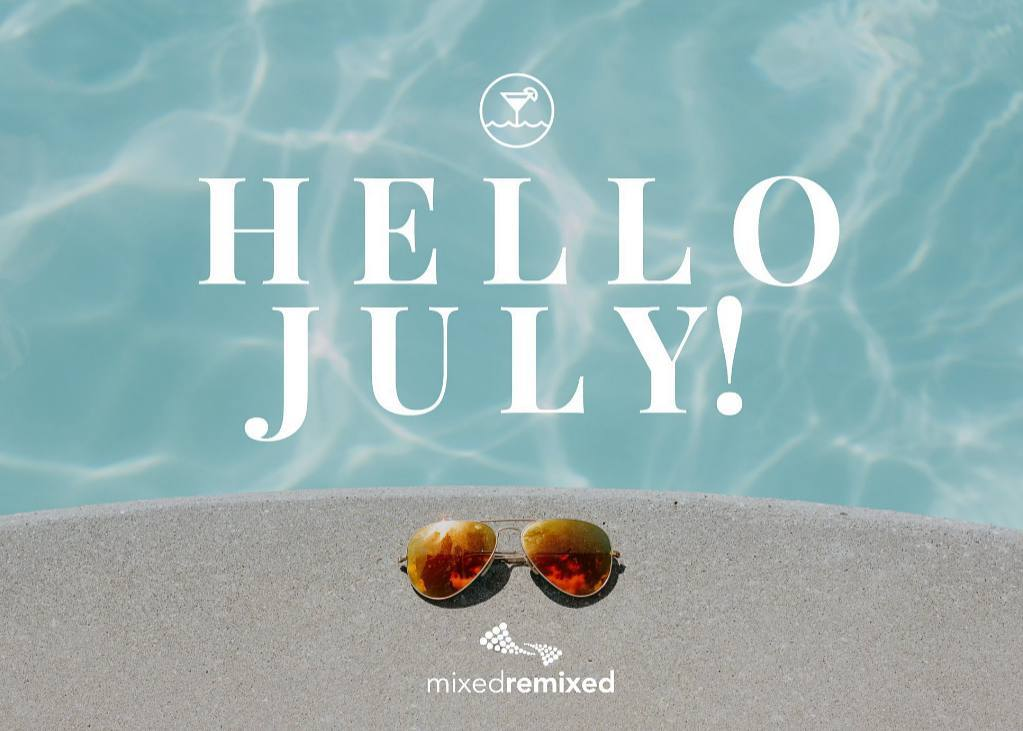 Hello July! Ah the summer! When the tan on myhellip
