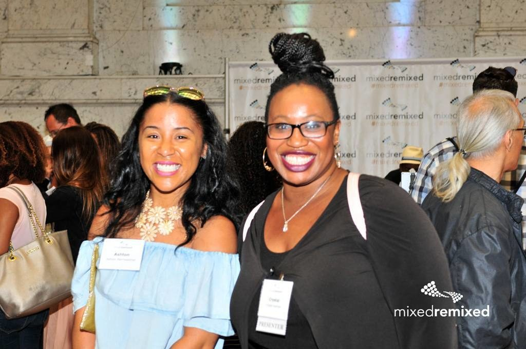 We loved the energy of the day! mixedrace multiracial
